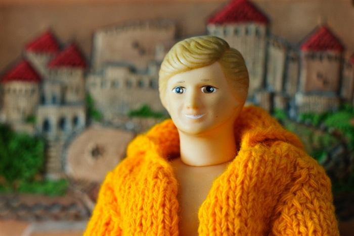 Кукла Олег