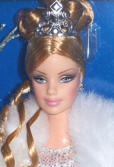 Кукла 2003 Winter Fantasy