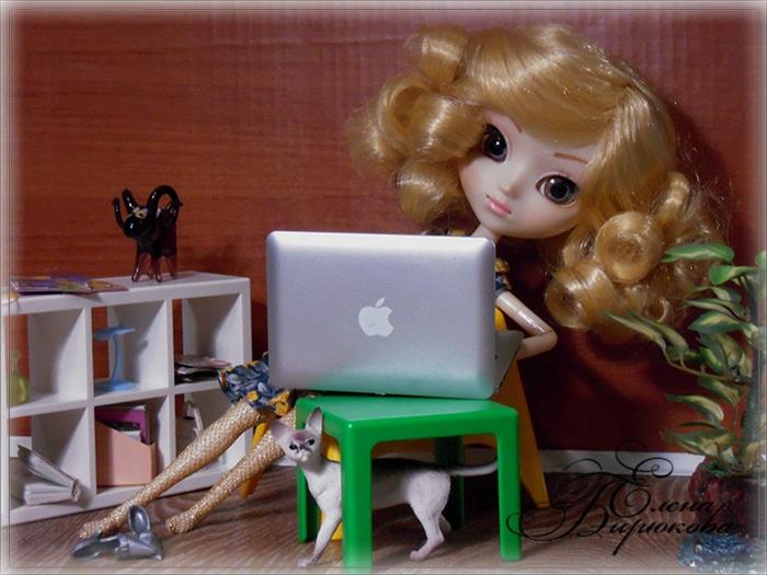 Кукла Либбит