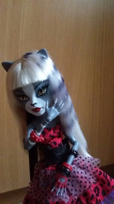 Кукла Мяулодия