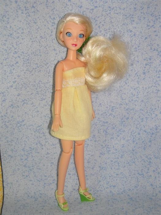 Кукла Эвита