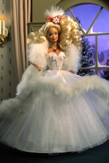 Кукла 1989 Happy Holiday Barbie