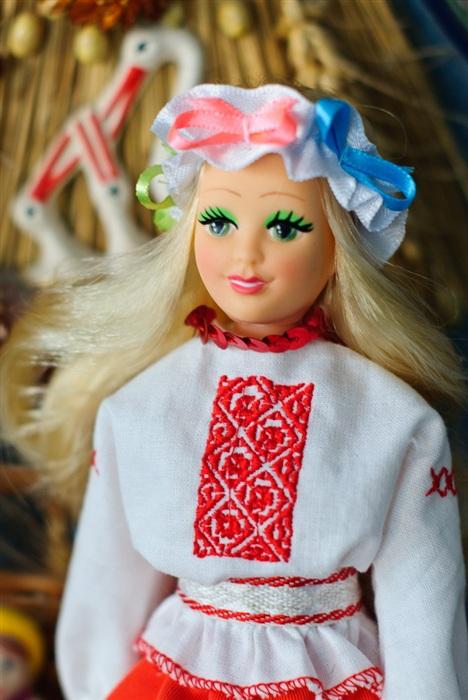 Кукла Купалина