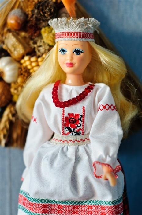 Кукла Василина