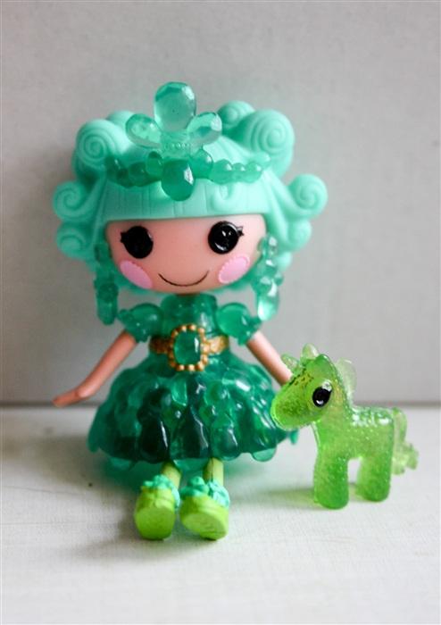 Кукла Изумруд
