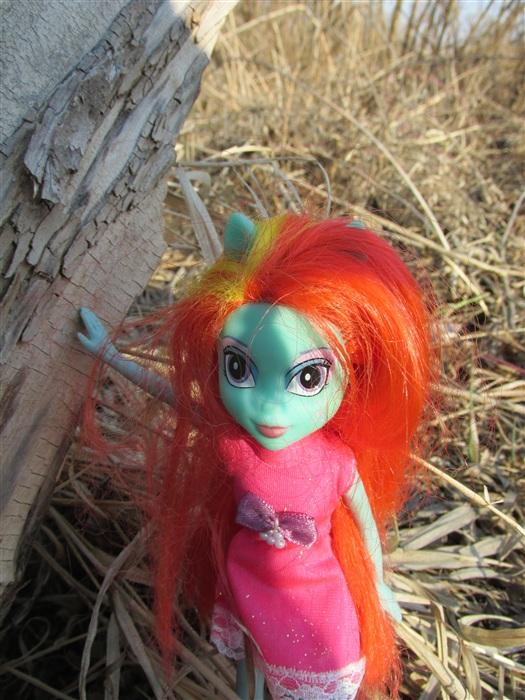 Кукла Огневка