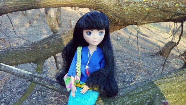 Кукла Касуми Ивамото