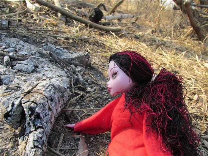 Кукла Хриза ( Хризолит)