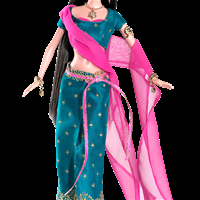 Diwali Barbie