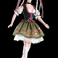Oktoberfest Barbie