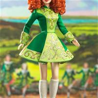 Irish Dance Barbie