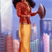 Oriental Barbie