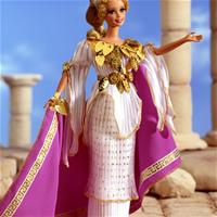 Grecian Goddess Barbie