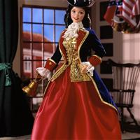 Patriot Barbie