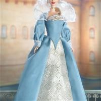 Princess of the Danish Court Barbie