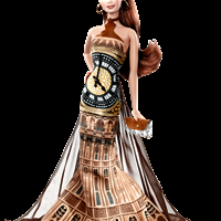 Big Ben Barbie