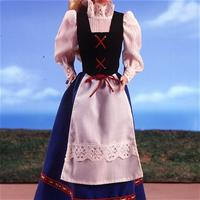 Swedish Barbie