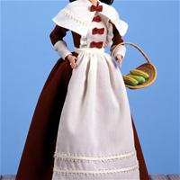 Pilgrim Barbie