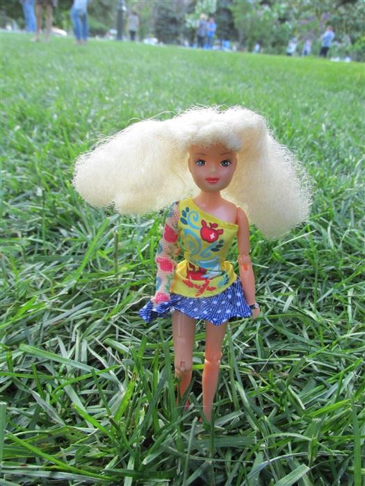 Кукла Лика