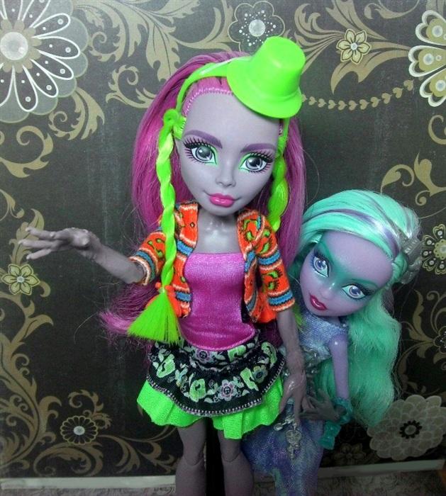Кукла Cailín Mór