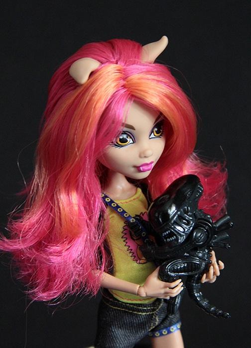 Кукла Agent 05D