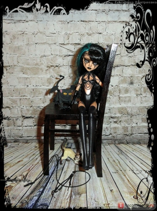 Кукла Cleo de Nile (ООАК от Tempus Stella)
