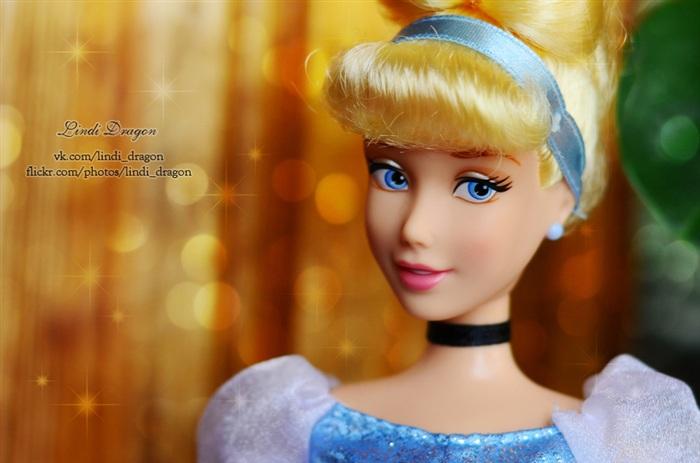 Кукла Cinderella