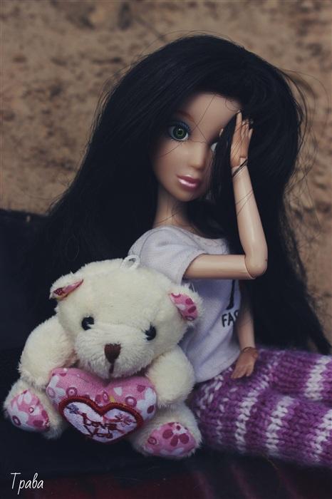 Кукла Анжи