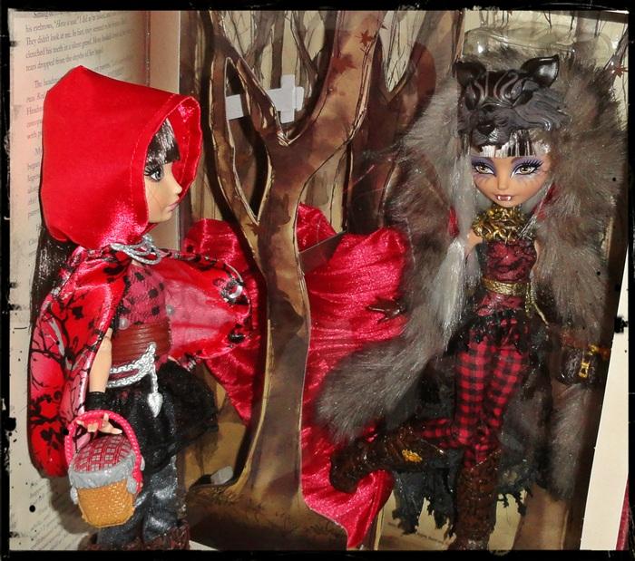 Кукла Cerise Wolf