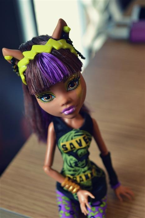 Кукла Эжени