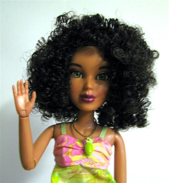 Кукла Алексис