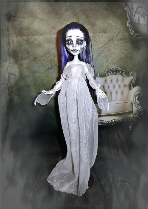 Кукла Spectra Vondergeist (OOAK от Tempus Stella)