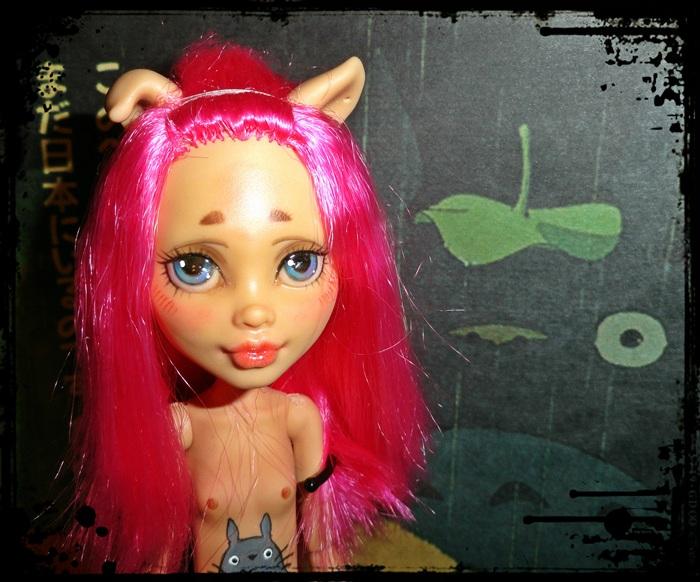 Кукла Howleen (OOAK by Фрося Н.)