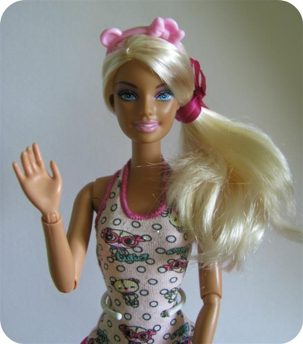 Кукла Barbie Cutie