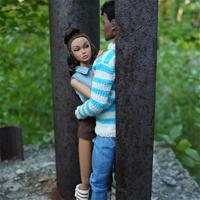 История любви. Мия и Ремиз. ВНИМАНИЕ 18+!!! ( совместно с Людмилой Антипиной)