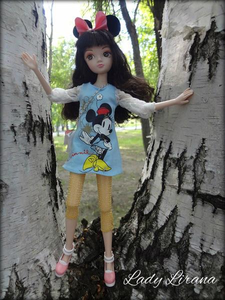 Кукла Minni