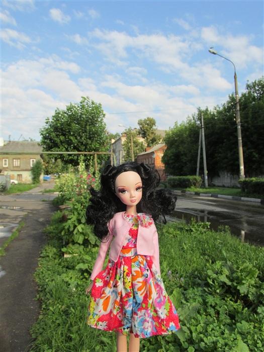 Кукла Морвен