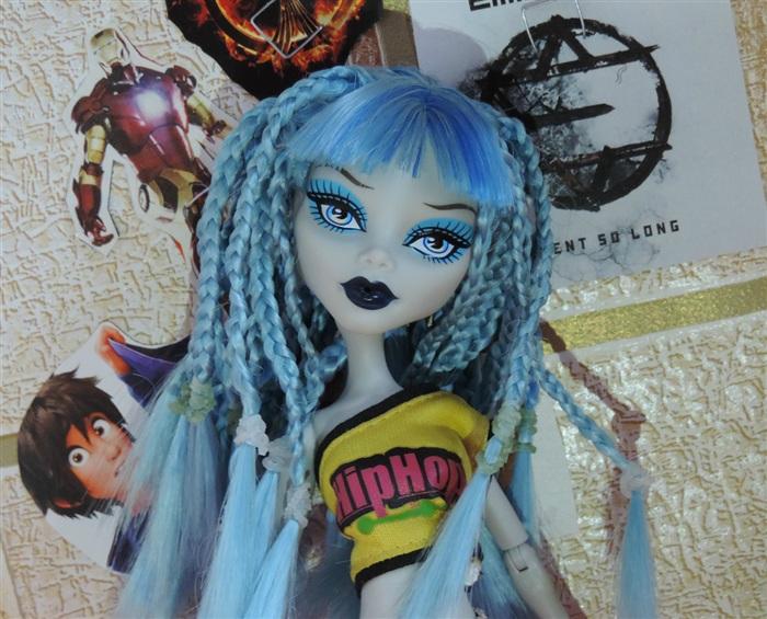 Кукла Идан