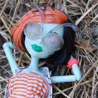 Куклы, нашедшие приют у заваливателя горизонтов