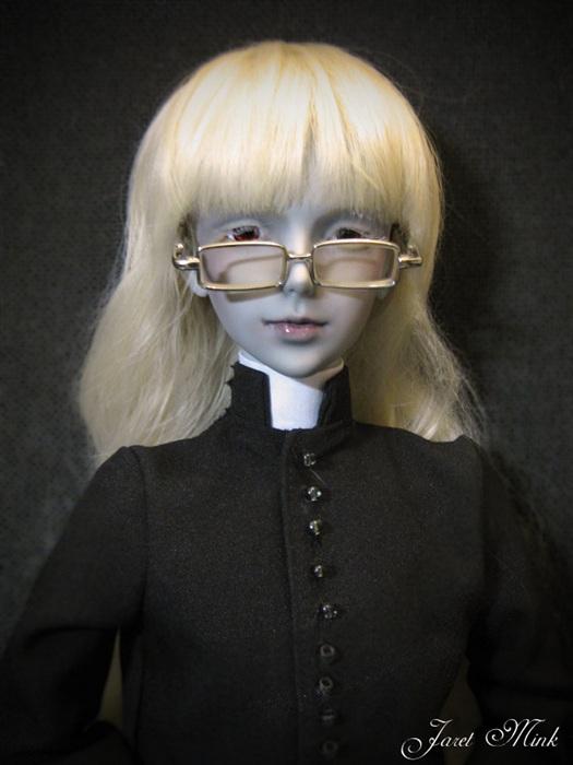 Кукла Людвиг Астер