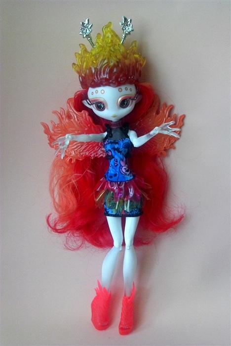 Кукла Flame