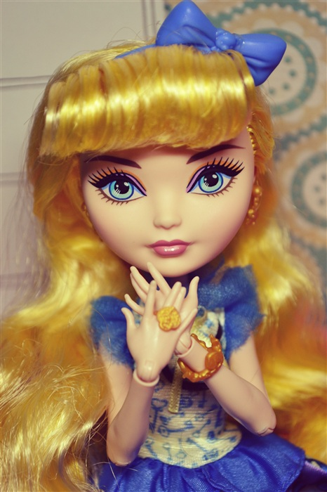 Кукла Машенька Медведева