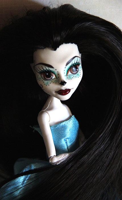 Кукла La Muerte