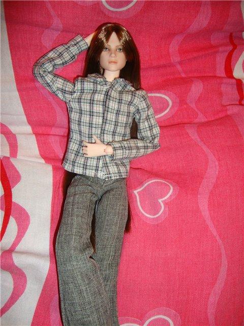 Кукла Уизер