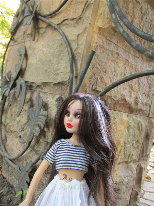 Кукла Татьяна
