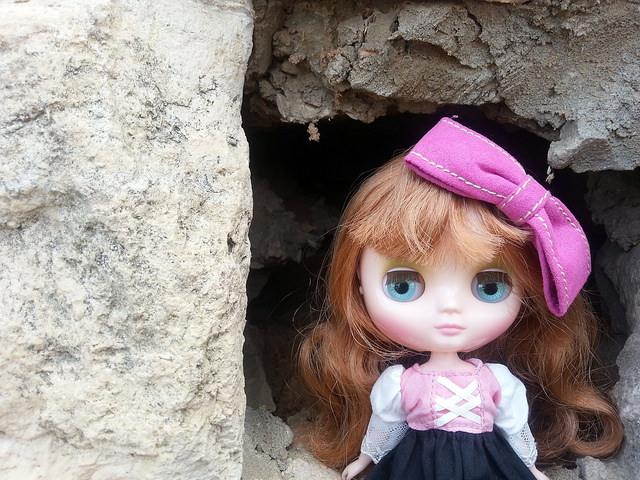 Кукла Middie Blythe - Nana's Little Lass