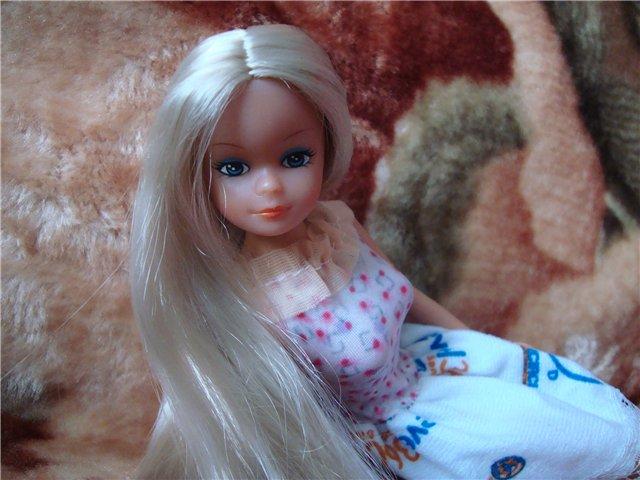 Кукла Ирветта
