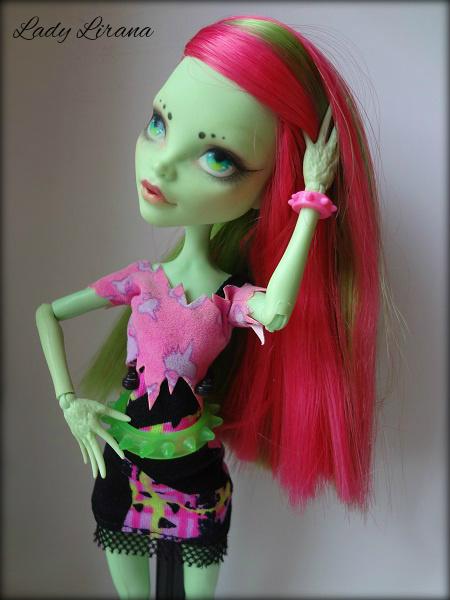 Кукла Venus McFlytra