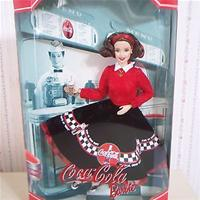 Coca-Cola Barbie (Soda Fountain Barbie)