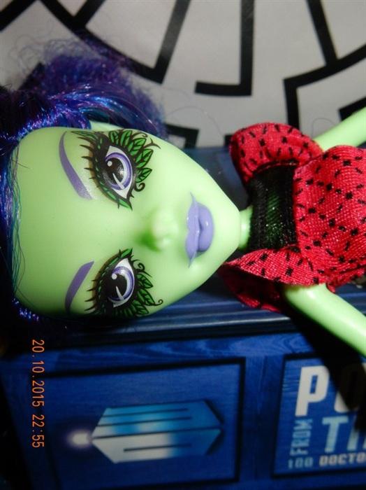 Кукла Аманита